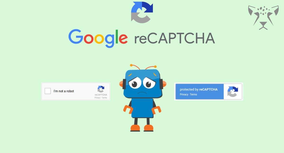 آموزش گوگل ریکپچا