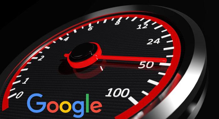 آپدیت سرعت گوگل برای موبایل
