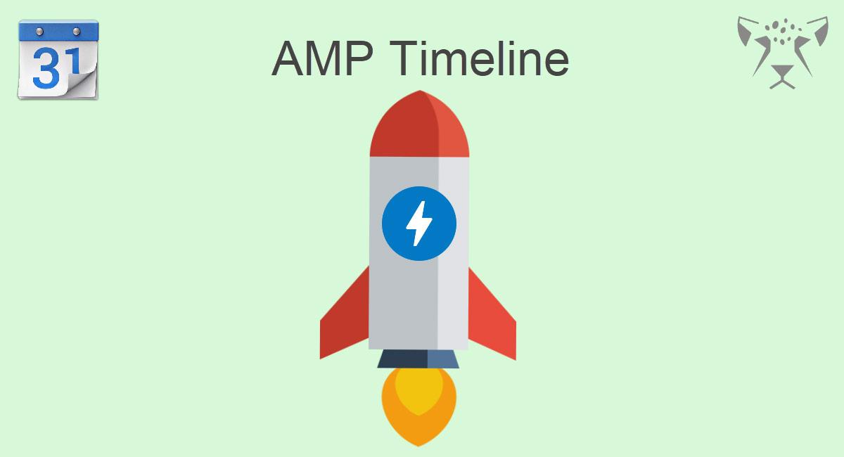 AMP در گذر زمان