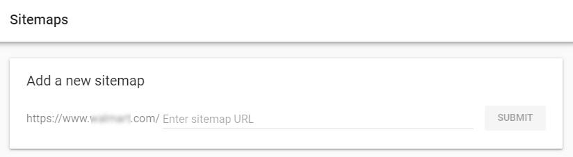 اضافه کردن Sitemap در گوگل سرچ کنسول